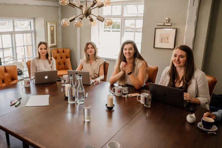 Sierra Six Media, female led SEO agency in Essex. Female team.