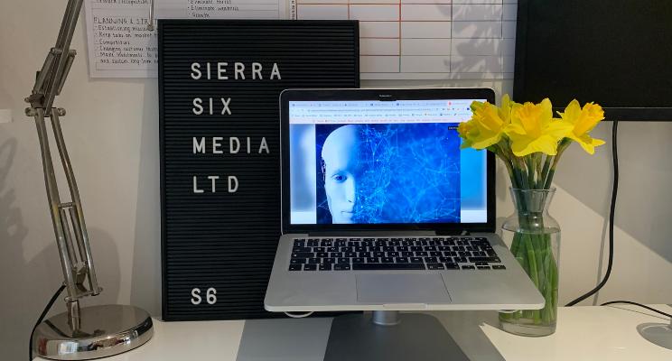 Artificial Intelligence in SEO - Sierra Six Media, SEO agency Essex.
