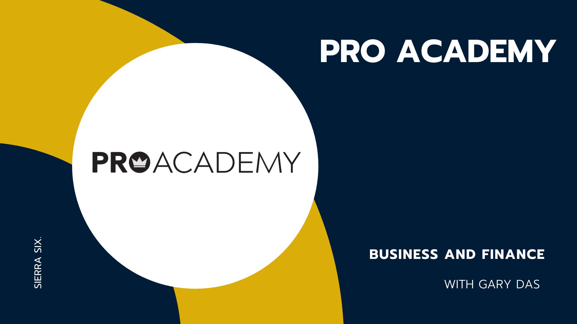 Sierra Six Media, SEO agency educational workshops: Pro Academy