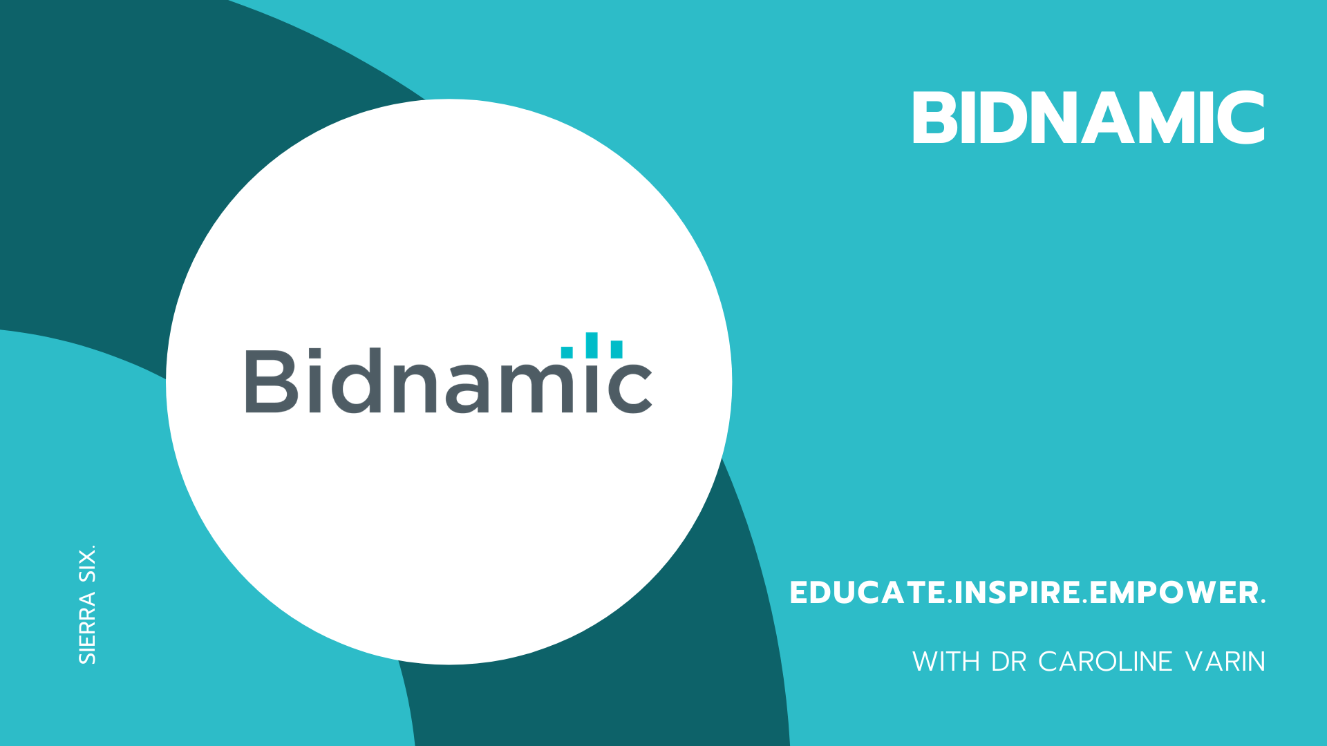 Sierra Six Media, SEO agency educational workshops: Bidnamic