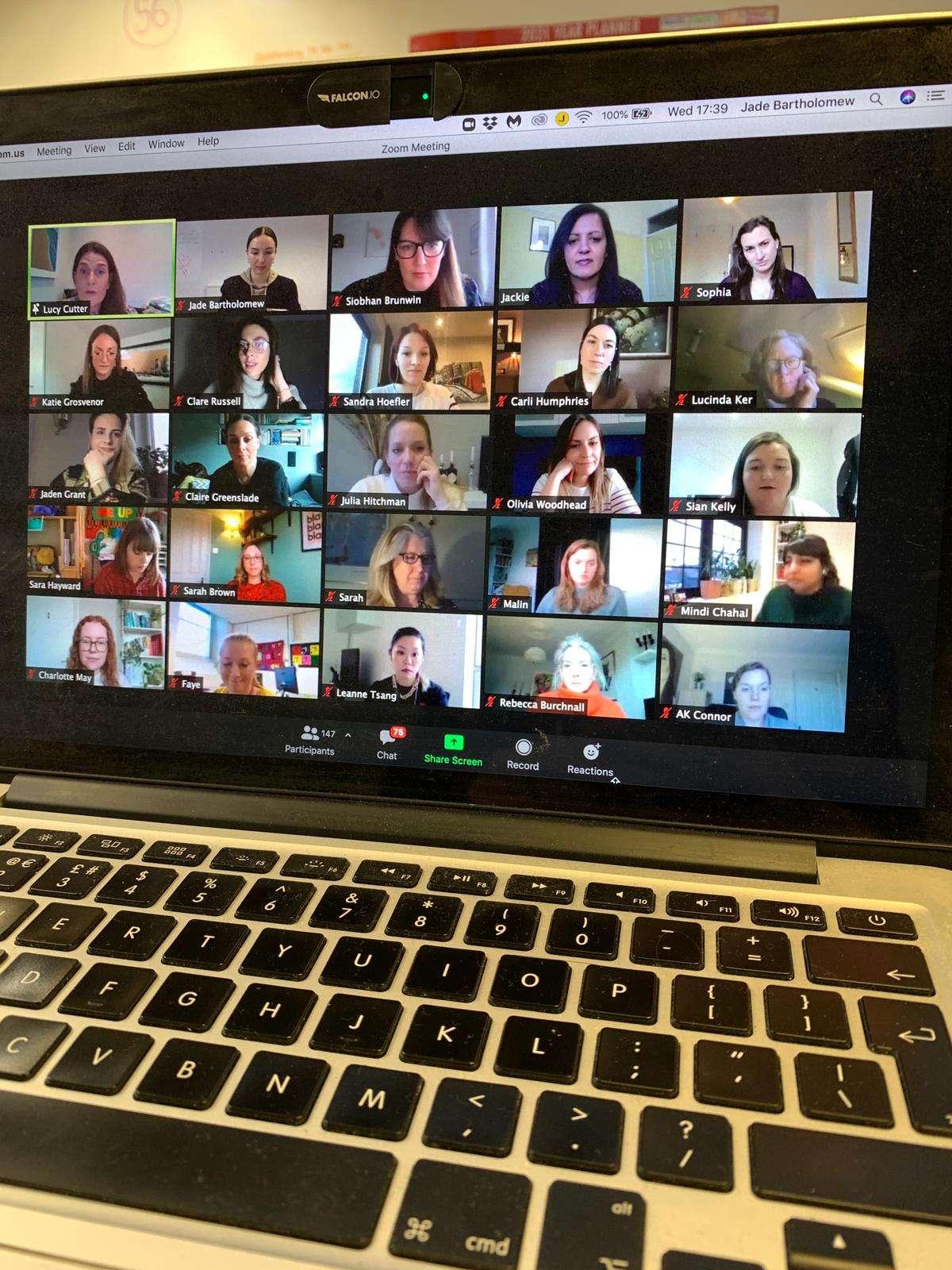 Female led SEO agency Essex, Sierra Six Media, working with Bloom Network.