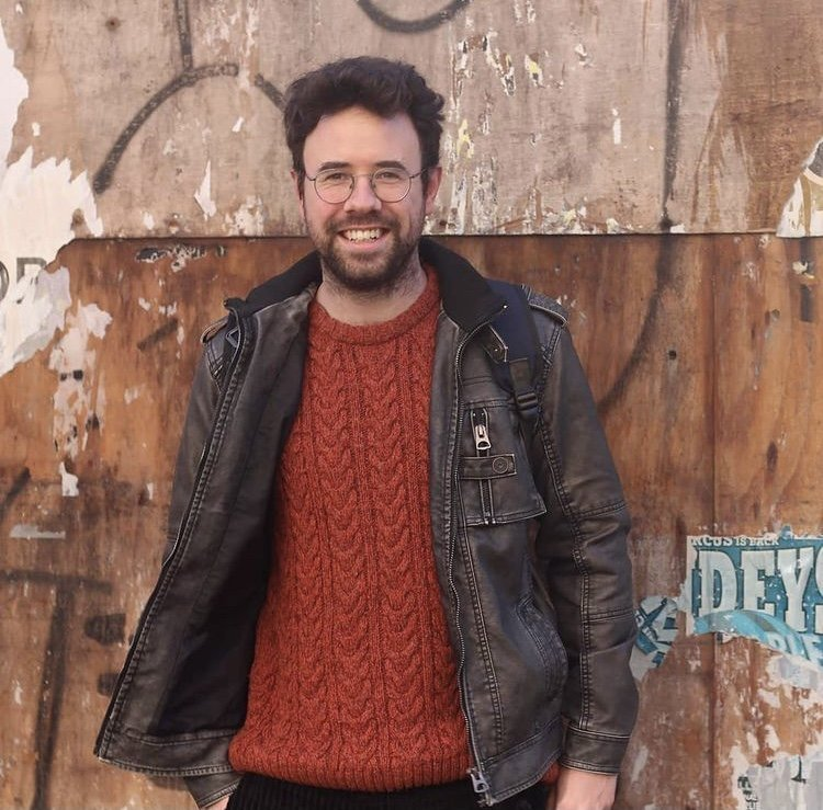 Mike Burton. Sierra Six Media, Copywriter.