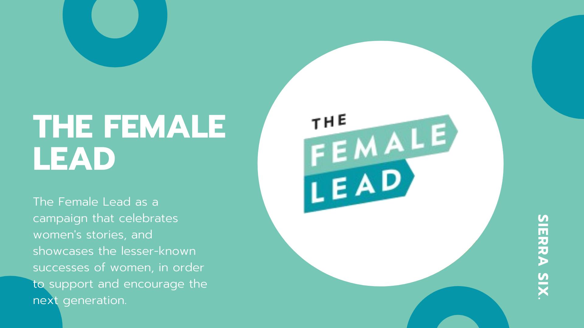 Sierra Six Media, SEO agency in the press: The female lead blog.