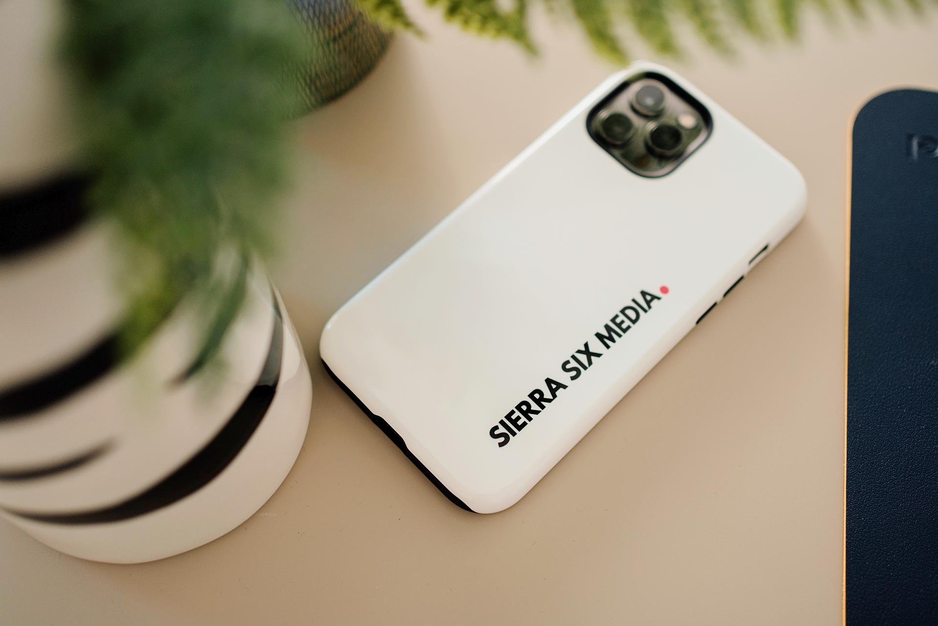 Sierra Six Media, SEO agency Essex, branding project.