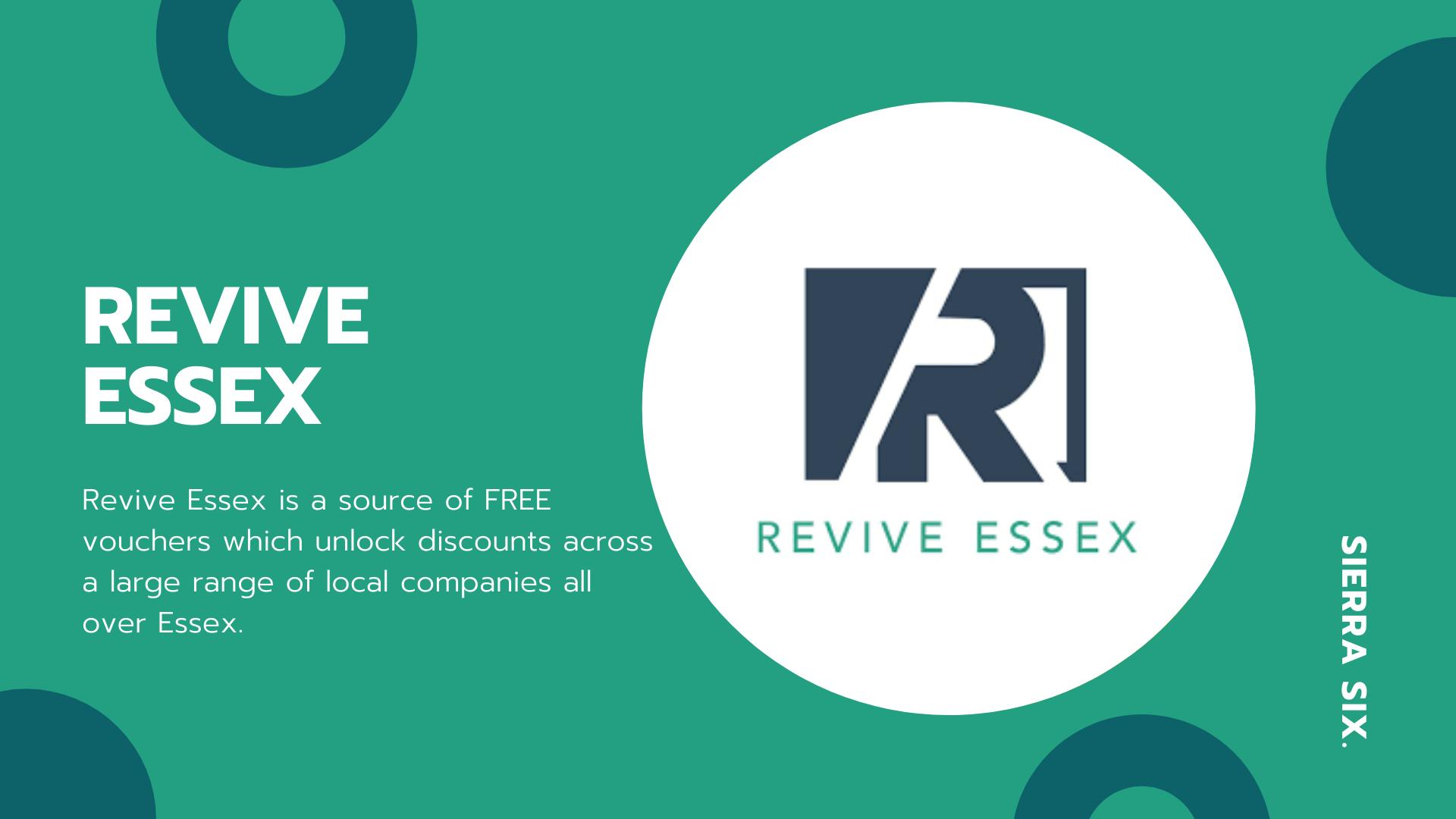 Sierra Six Media, SEO agency in the press: Revive Essex